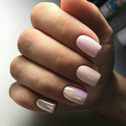 22 Fantastic Pink Nail Designs Glitter Color Combos 2019 : Have a look!
