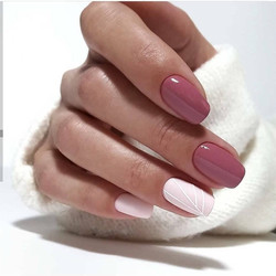 31 Brilliant and Stunning Winter Nail Art Design Ideas You Must Try
