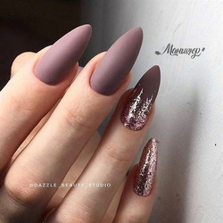 48 Mesmerizing Purple Nail Design Ideas : Best Nail Art Designs Ideas